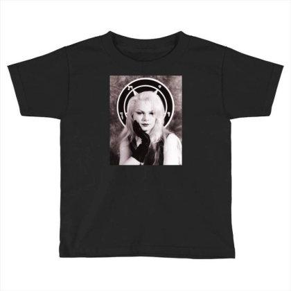 Zena Lavey Toddler T-shirt Designed By Enjang