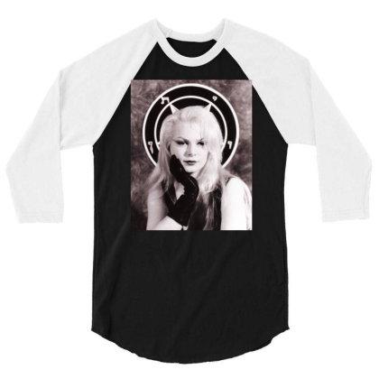 Zena Lavey 3/4 Sleeve Shirt Designed By Enjang