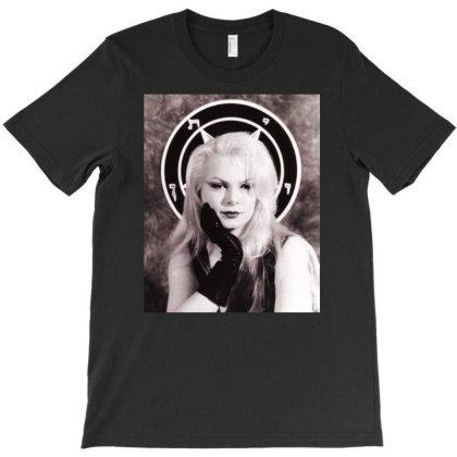 Zena Lavey T-shirt Designed By Enjang