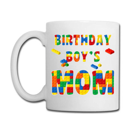Building Block Mom Of Birthday Boy T Shirt Coffee Mug Designed By Cuser0105