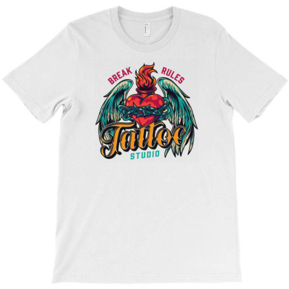Tshirt D1 T-shirt Designed By Triarrow Studios