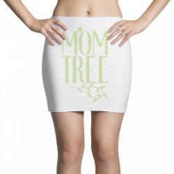 Mom Tree unisex T-shirt love mom, funny mom, figure mom tree of the ho Mini Skirts | Artistshot