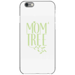 Mom Tree unisex T-shirt love mom, funny mom, figure mom tree of the ho iPhone 6/6s Case | Artistshot