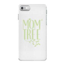 Mom Tree unisex T-shirt love mom, funny mom, figure mom tree of the ho iPhone 7 Case | Artistshot