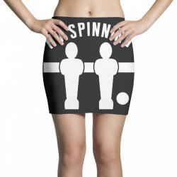 table football foosball no spinning Mini Skirts | Artistshot