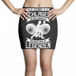 table tennis player legend table tennis Mini Skirts   Artistshot
