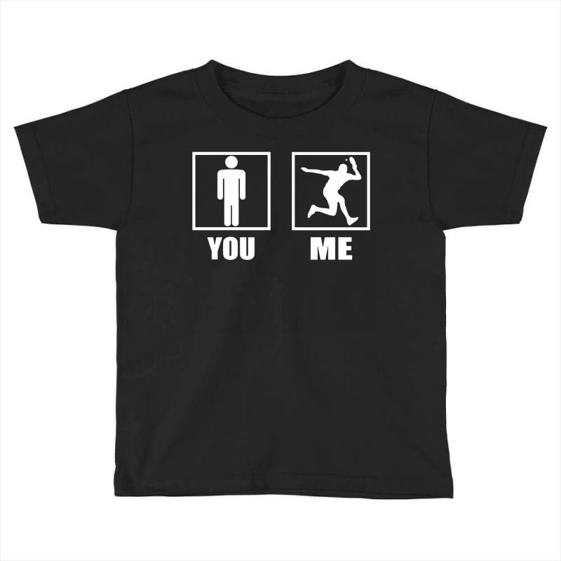Table Tennis Players Are Awesome Toddler T-shirt | Artistshot