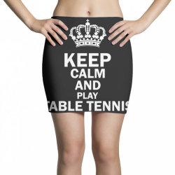 table tennis1 Mini Skirts | Artistshot