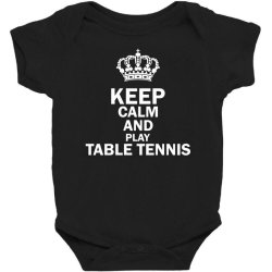 table tennis1 Baby Bodysuit | Artistshot