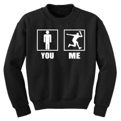 table tennis players are awesome Youth Sweatshirt | Artistshot