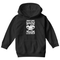 table tennis player legend table tennis Youth Hoodie | Artistshot