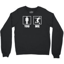 table tennis players are awesome Crewneck Sweatshirt | Artistshot