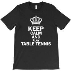 table tennis1 T-Shirt | Artistshot