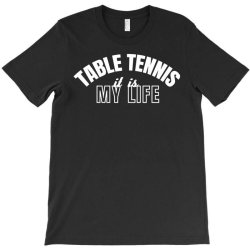 table tennis T-Shirt | Artistshot