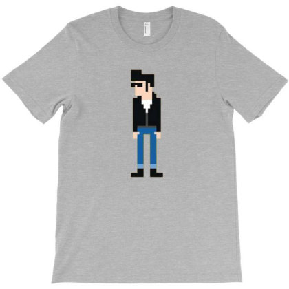 8 Bit Danny T-shirt Designed By Brian23