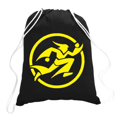 The Wizard Of Speed Drawstring Bags Designed By Ainazee Tees