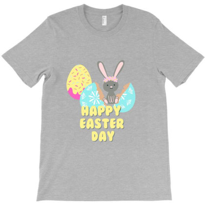 Happy Easter Day T-shirt Designed By Design Studiods