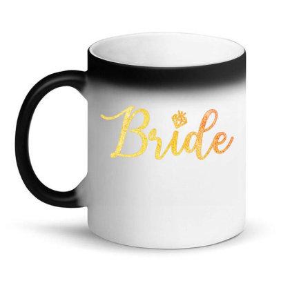 Bride Magic Mug Designed By Akin