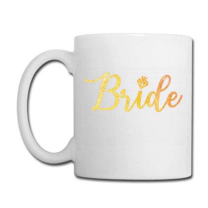 Bride Coffee Mug Designed By Akin