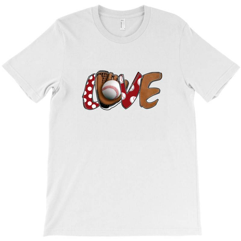 Love Baseball T-shirt | Artistshot