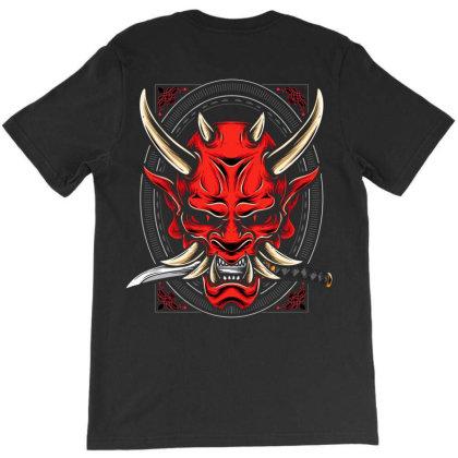 Devil Skulls T-shirt Designed By Chiks