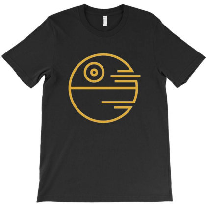 Death Star T-shirt Designed By Drianes