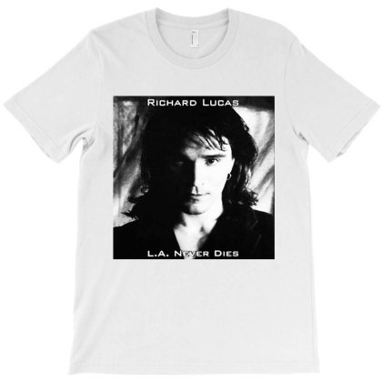Richard Lucas T-shirt Designed By Rosdiana Tees