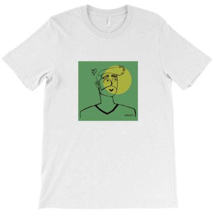 Sunset T-shirt Designed By Monetartyt