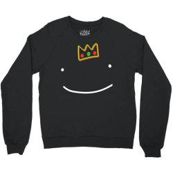 ranboo crown Crewneck Sweatshirt | Artistshot