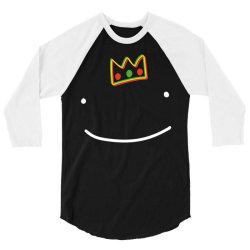 ranboo crown 3/4 Sleeve Shirt | Artistshot