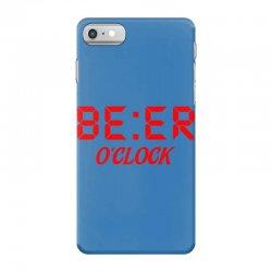 Beer O'clock iPhone 7 Case | Artistshot