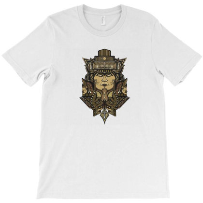 Aztec Lord T-shirt Designed By Nrysber