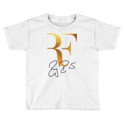 federer rf Toddler T-shirt | Artistshot
