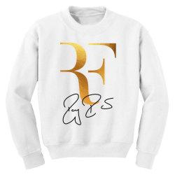federer rf Youth Sweatshirt | Artistshot