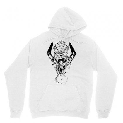 Galactus Unisex Hoodie Designed By Sbm052017
