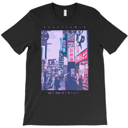 90's  Tokyo Streetwear Aesthetic Graphic Tee T-shirt Designed By Time5803