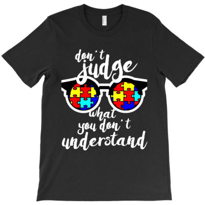 Autism Awareness Gift Design For Autistic T-shirt Designed By Ainazee Tees