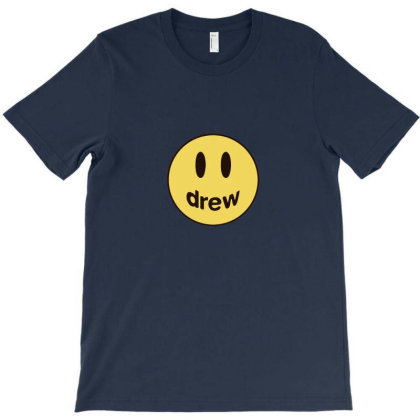 Drew Smile House T-shirt Designed By Angeli