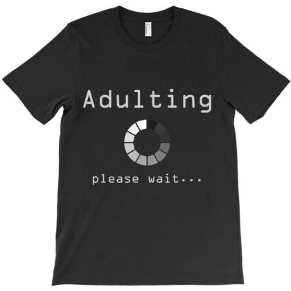 Adult 18th Birthday Gift Ideas For 18 Years Old Girls Boys T Shirt T-shirt Designed By Welcome12