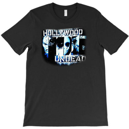 Hollywood Undead Face To Faces T-shirt Designed By Funtee