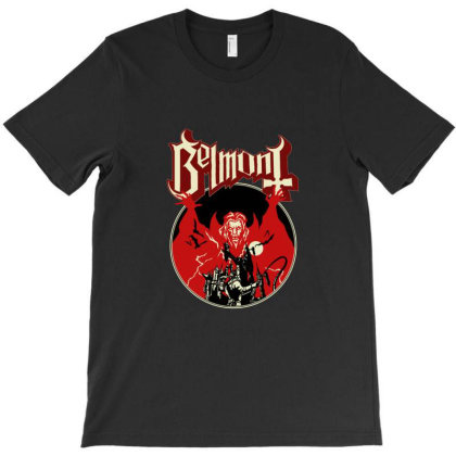 Belmont T-shirt Designed By Clatons