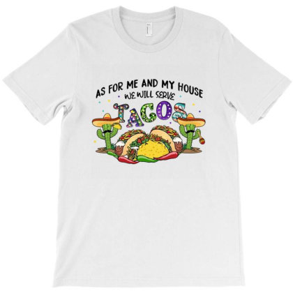 Cactus Tacos T-shirt Designed By Clatons