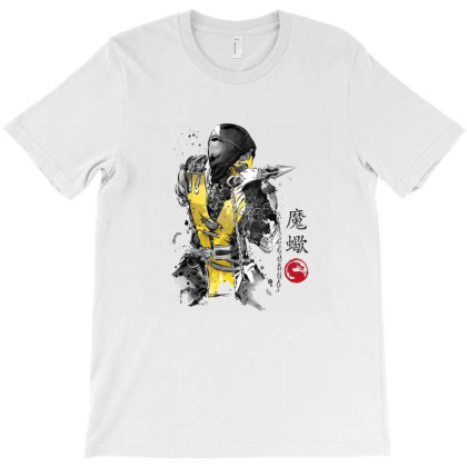 Fire Warrior T-shirt Designed By Clatons
