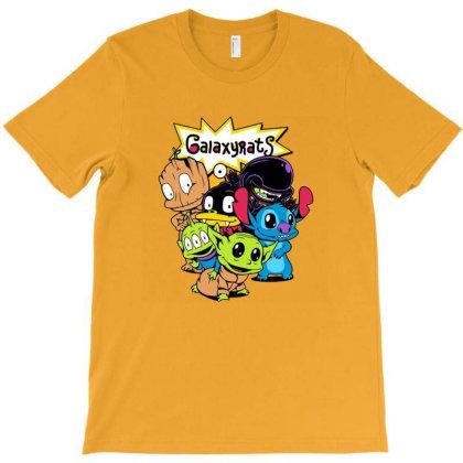 Galaxyrats T-shirt Designed By Clatons