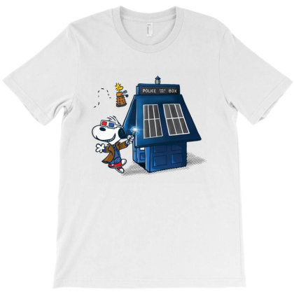 Doctor Snoop T-shirt Designed By Clatons