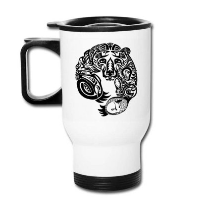 Bear Ecology And Human Well Being Classic T Shirt Travel Mug Designed By Goddesign
