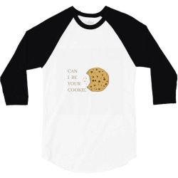 cookie 3/4 Sleeve Shirt | Artistshot