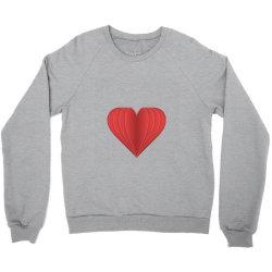 heart Crewneck Sweatshirt   Artistshot