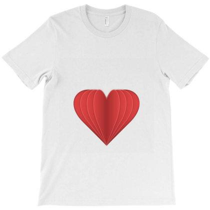 Heart T-shirt Designed By Superski