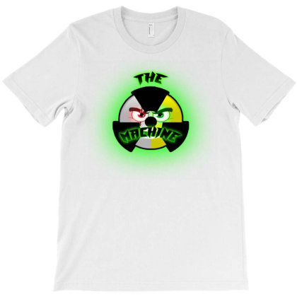 The Machine T-shirt Designed By Tshepiso